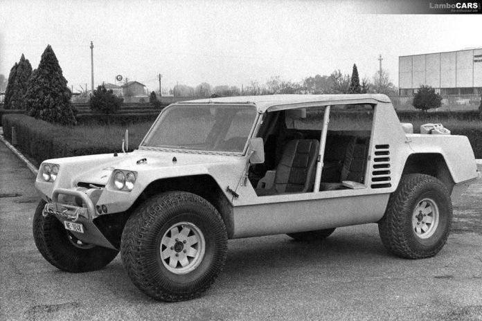 Lamborghini Cheetah