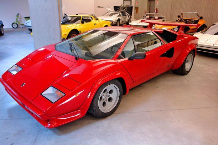 Lamborghini Genesis Bertone