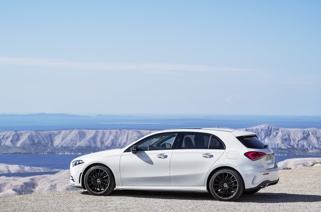 Mercedes Classe B Tech, tecnologia formato famiglia