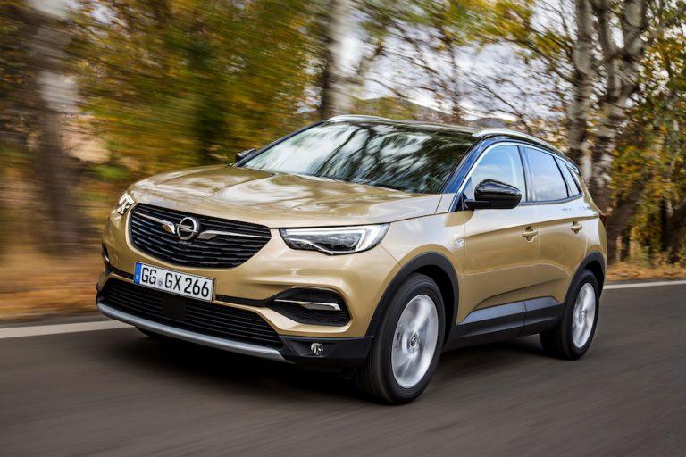 Opel Grandland X 2018: suv di caratura premium