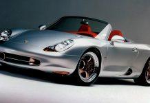 Porsche Boxster Concept