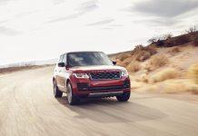 Range Rover SVAutobriogaphy 2018