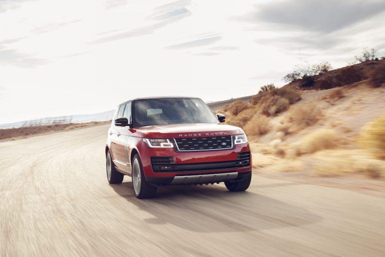 Range Rover SVAutobiography 2018: santuario per il relax