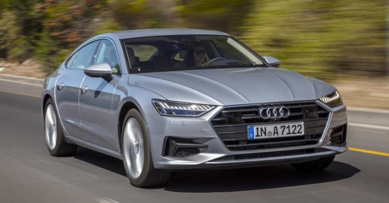 Nuova Audi A7 Sportback: al via la prevendita, prezzi da 72.900 euro