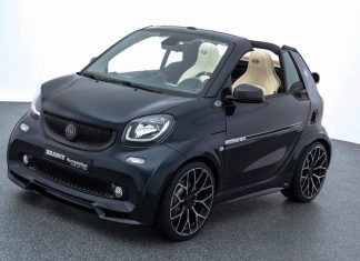 smart fortwo Sunseeker Limited Edition