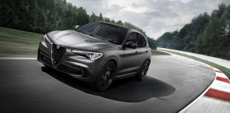 Alfa Romeo NRing 2018