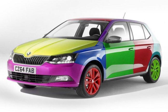 Colore auto