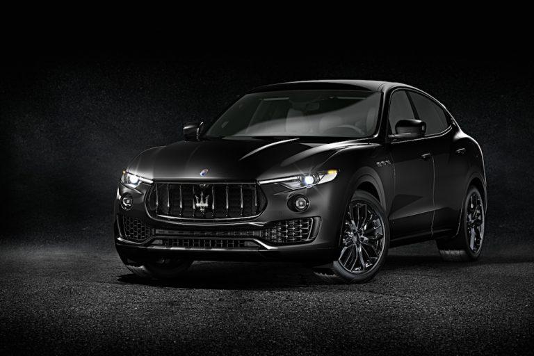 """Maserati Nerissimo 2018: edizione speciale """"total black"""""""