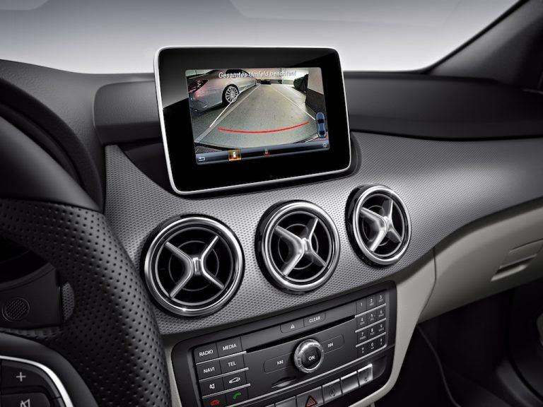 Mercedes Classe B Tech 2018: tecnologia padrona
