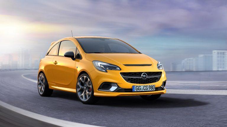 Nuova Opel Corsa GSi 2018: una piccola sportiva dal nome importante
