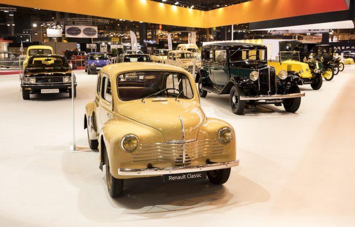 Storia Renault