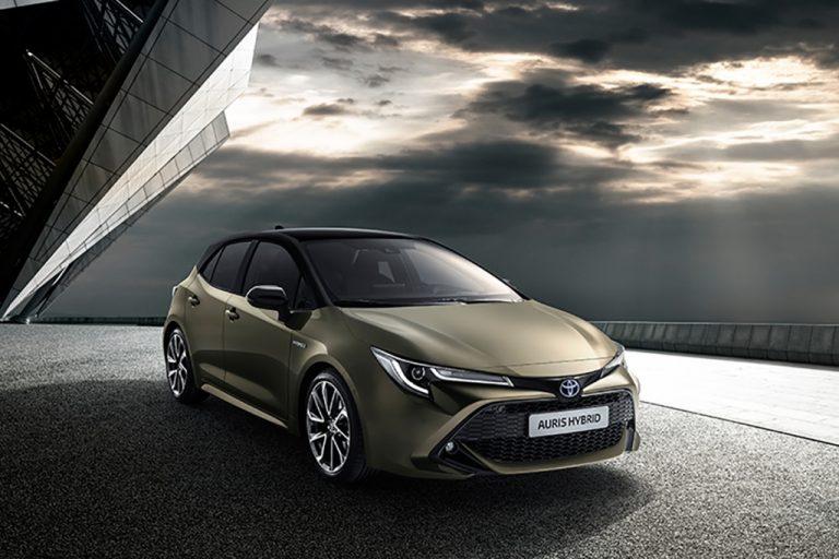 Toyota Auris 2019: animalesca ferocia