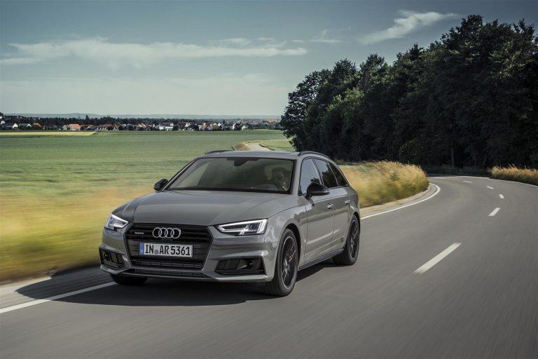 Nuova Audi A4 2018: personalità S line Black, i prezzi