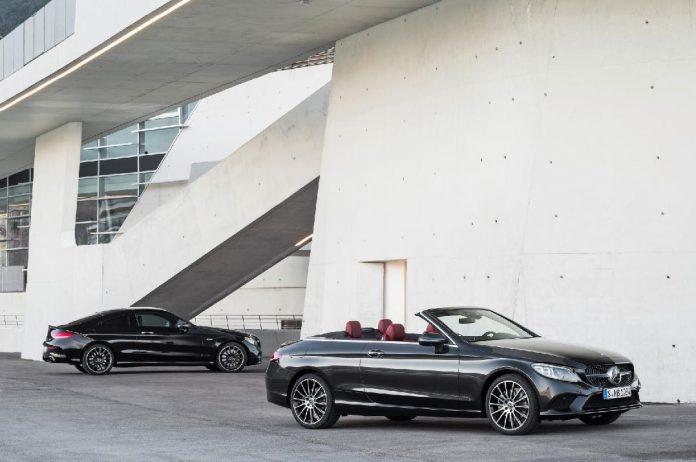 Mercedes Classe C Coupè e Cabriolet