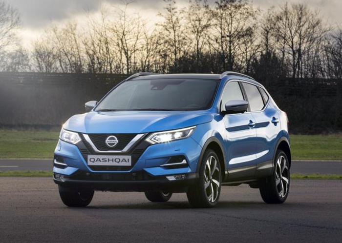Nissan Qashqai 2018: prezzi, motori, novità