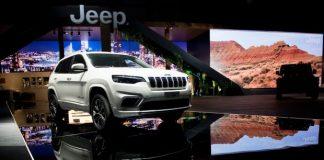 nuova jeep cherockee