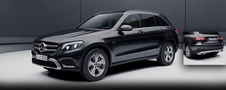 Mercedes GLC 220 d 4Matic Sport: offerta da 350 euro al mese