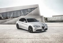 Alfa Romeo Giulia Tech Edition 2018
