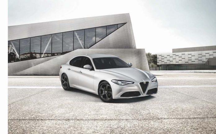 Alfa Romeo Giulia Tech Edition 2018