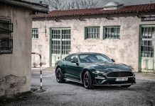 Ford Mustang Bullitt Limited Edition 2018