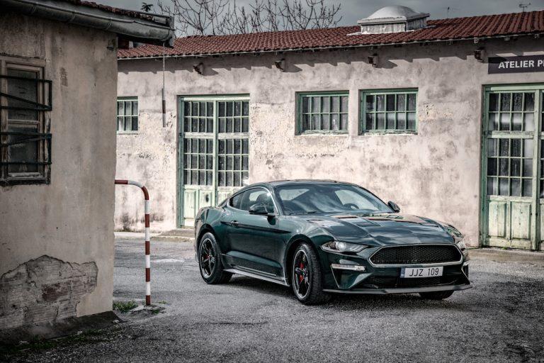Ford Mustang Bullitt Limited Edition 2018: riprende forma il mito Anni Sessanta