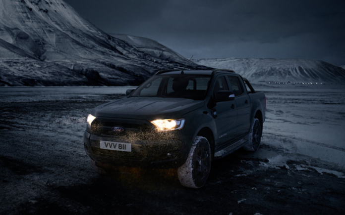 Ford Ranger Black Edition 2018