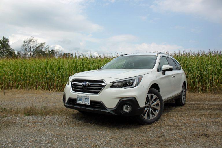 Subaru Outback 2018: grande fratello elettronico, test drive
