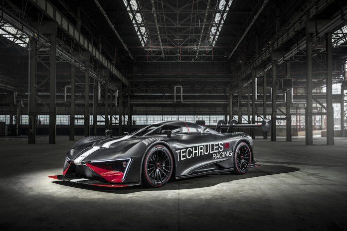 Techrules Ren RS 2018
