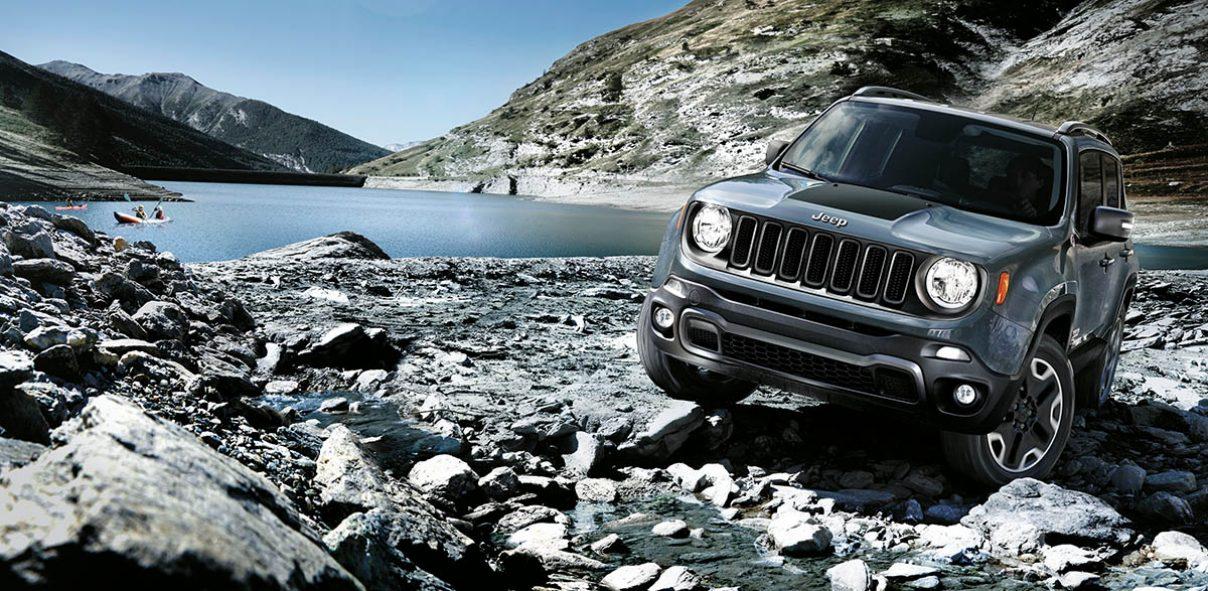 Nuova Jeep 2018 Renegade Soddisfa La Tua Voglia Di Avventura
