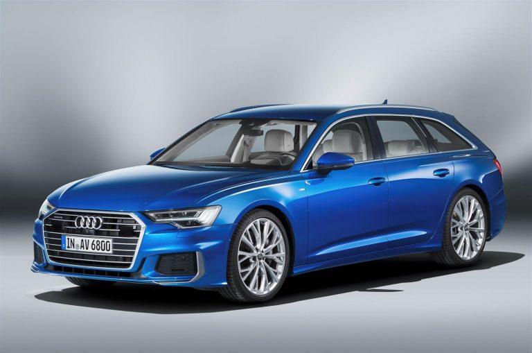Nuova Audi A6 Avant 2018: design affascinante, interni spaziosi ed elevata versatilità