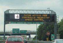 via i tutor dalle autostrade
