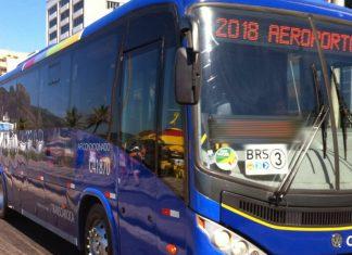 Auto bus 2018 Rio de Janeiro