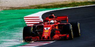 Auto 2018 F1