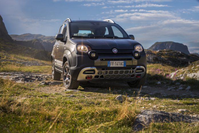 Fiat Panda nuova 2017