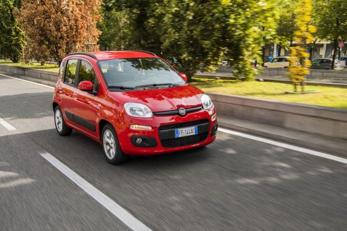 Auto nuove Fiat 2017