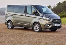 Ford Tourneo Custom 2018