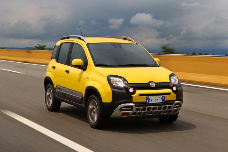 Nuova Fiat Panda 4×4 2018: city car per la giungla urbana