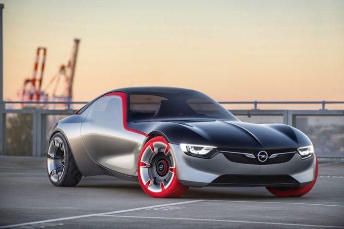 Opel GT 2018 Autobild