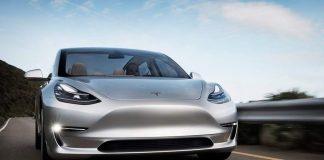 Tesla auto 2018