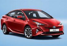 Novità Toyota 2018