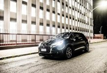 DS 3 Black Lezard 2018