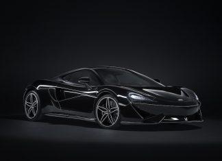 McLaren 570GT Black Collection 2018