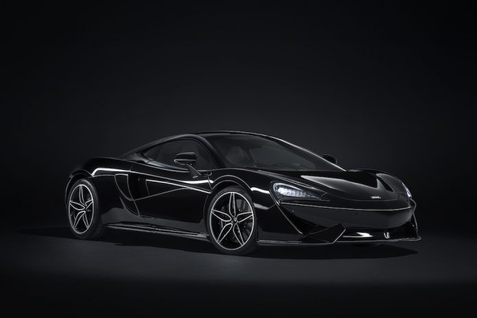 McLaren 570GT Black Collection 2018