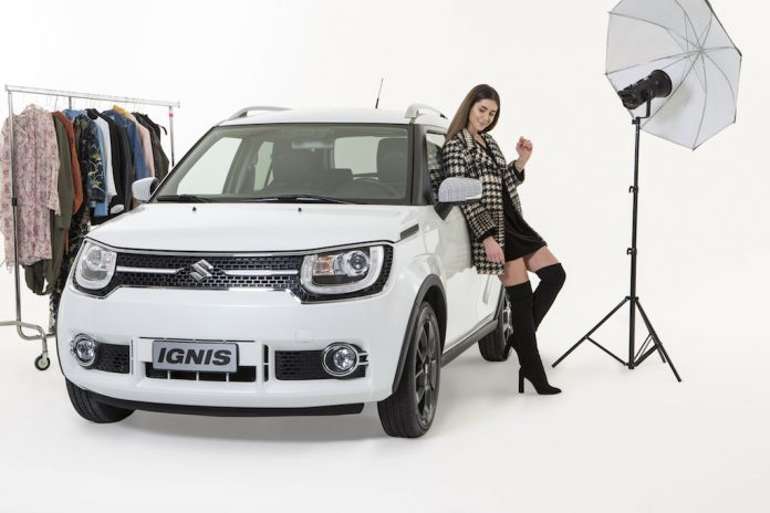Suzuki Ignis Ginza 2018