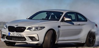 nuova bmw m2 competition