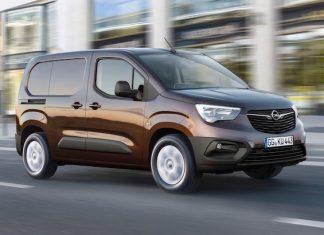 Nuovo Opel Combo Van