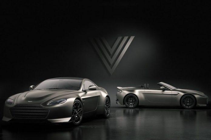 Aston Martin Vantage V600 2018