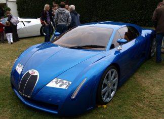Bugatti Chiron 18/3