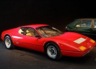 Ferrari Berlinetta Boxer