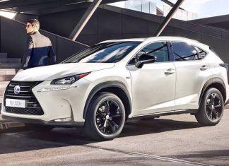 Lexus NX Sport Edition 2018
